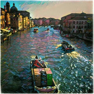 Venice [grand canal]