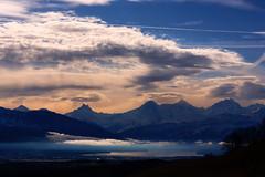 Thunersee (Bugtris) Tags: thunersee landschaft see water berg canon 5dmkiii alpen 85mm12iilcanon