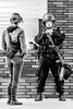 Oakland 2010 (Thomas Hawk) Tags: bartpolice california eastbay johannesmersehle oakland oaklandriots oaklandriots2010 oscargrant usa unitedstates unitedstatesofamerica bw cop cops oaklandca070810 police protest riot riots fav10 fav25