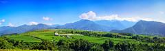 (M.K. Design) Tags: 2016                   mk  taiwan nantou puli township nature landscapes colorful hdr scenery panorama nikon d800e afs tele nikkor 105mmf14e ed mkdesign farm green bule village   primelans