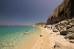 Relax a Tropea (paolotrapella) Tags: tropea calabria mare acqua spiaggia sole colori sea beach