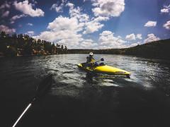 Mirrors (artruds) Tags: azul nature forrest water kayak gopro portrait swimming adventure balance arturonoriega luisarturonoriega noriega boat kids sunset sun afternoon happy