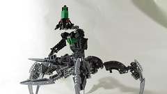 nihdiki (vicent steffens (gerou 100)) Tags: viilain moc 2004 bionicle mutated h tha