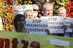_MG_6473 (txengmeng) Tags: guggenheim museum museoa bilbao bilbo baskenland streik greba huelga
