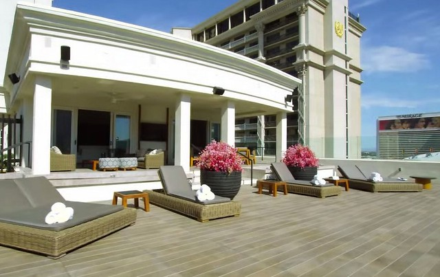 Mayweather vs Pacquiao Inside super luxury Las Vegas hotel charging boxing fans £30,000 per NIGHT  (2)