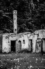 Abandoned building II. (tomasbublik) Tags: bw building abandoned architecture nikon nikkor d90 1685