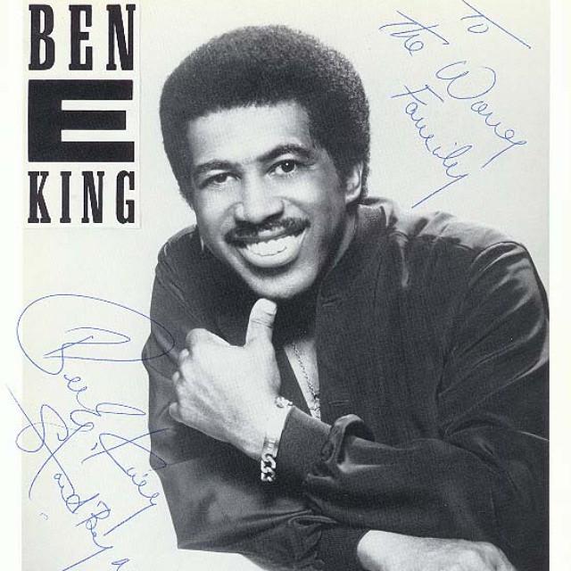 R.I.P. Ben E. KING  #RIPBenEKing2015
