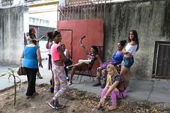Pretty Women in Havana (Peter Schnurman) Tags: women havana cuba