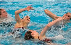 O5083454 (roel.ubels) Tags: swimming european ek alexander championships willem hoofddorp synchronised ec synchro synchronized syncronized 2015 sincro synchroonzwemmen leneuropeansynchronisedswimmingchampionscuphaarlemmermeer2015 europeanchampionscup2015