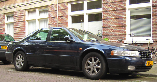 seville cadillac 1998 v8 caddy 46 sts cadillacsevillests cadillacseville sevillests sidecode5 trtd54