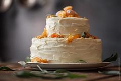 Olive Cake Recipe with Citrus and Cream Cheese (Alex Slyadnev   Author of the Food & Chef) Tags: birthdaycakes cakeideas dessertrecipes citrusrecipes olivecakerecipe