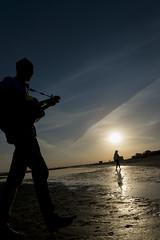 20150404007652_saltzman (tourosynagogue) Tags: sunset usa beach dinner walking bonfire ms biloxi passover sedar havdalah nicelight tourosynagogue cantordavidmintz presedarservice