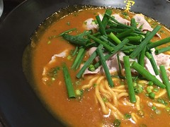 Red curry ramen from Minowa @ Roppongi (Fuyuhiko) Tags: from red tokyo curry ramen roppongi