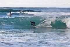 Surfing . (:: Blende 22 ::) Tags: beach water colors bondi sand colorful waves australia surfing nsw newsouthwales australien bondibeach ef70200mmf4lisusm canoneos5dmarkii