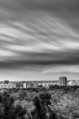 ... (Kaldar) Tags: longexposure sky clouds tallinn estonia weldingglass