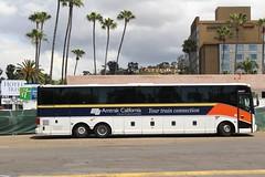 Amtrak California (So Cal Metro) Tags: california bus coach sandiego amtrak vanhool missionvalley thruway hotelcircle amtrakcalifornia amtrakthruway pacificcoastsightseeing pacificcoact