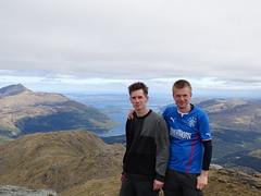 DSC05491 (gsvalentine) Tags: mountain landscape scotland outdoor lochlomond munro benvorlich
