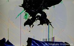 My old PC screen after a fall (DSC_7462 vk) (Villi Kristjans) Tags: summer sky color colour digital computer island iceland pc nikon ruins accident south screen april sland mishap villi 2016 vk suurland d3200 kristjansson kristjnsson kristjans kristjns vilmundur vkphoto
