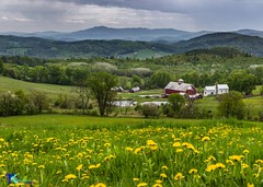 Northern Vermont in Spring (Tim_NEK) Tags: green spring vermont showers