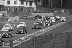 vw fun cup (photophil16) Tags: car vw race automobile noir beetle voiture course circuit blanc coccinelle comptition