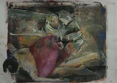 auf den Knien, Huften gehoben, Kopf auf dem Boden (Alemwa) Tags: berlin kreuzberg nude movement sketching performance tanz bewegung blanche modell carte zeichnung freiheit aktzeichnung zeichnen ausdruck unabhngigkeit interaktion alemwa