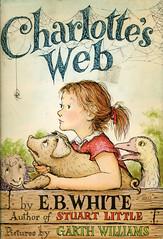Novel-Charlotte's-Web (Count_Strad) Tags: art book fantasy cover novel