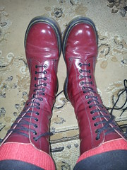20160421_095531 (rugby#9) Tags: original black feet yellow cherry boot hole boots lace dr air 14 7 icon wear size jeans stitching comfort sole doc 1914 cushion soles dm docs eyelets drmartens bouncing airwair docmartens wrangler martens dms blackjeans wranglerjeans wair doctormarten 14hole yellowstitching