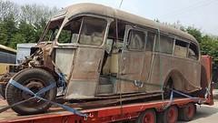 13228080 Andrews,  Tideswell MRB 765 (Skillsbus) Tags: england buses bedford andrews derbyshire peakdistrict tideswell vista ob coaches duple bedfordob mrb765