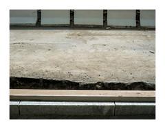 Chausse dforme (hlne chantemerle) Tags: panorama paris art sol soleil routes rue extrieur vue paysages bois travaux abstractions ombres urbain photographies chausse panneauxdesignalisation photosderue