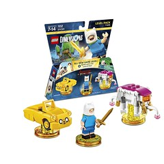 LEGO Dimensions Level Pack 71245 Adventure Time (hello_bricks) Tags: lego dimensions legodimensions year2 videogame jeuvido pack adventuretime hellobricks