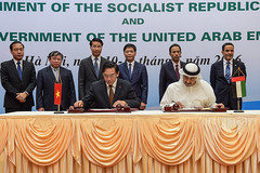 (H.H. Sheikh Abdullah bin Zayed Al Nahyan) Tags: vietnam    abz