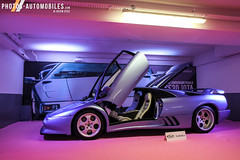 Lamborghini Diablo SE30 Jota (1995) (Kyter MC) Tags: classic car canon photography eos automobile europe cotedazur ks grand automotive montecarlo monaco prix 7d auctions week diablo 1995 sk lamborghini supercar spotting jota supercars rm historique frenchriviera 2016 carspotting se30 kyter carsighting