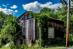 House by the road_DSC8940 photoshop NIK edit   (nkatesphotography) Tags: county landscape outdoors barns scenic pa bucks nikond600 nikon2470mmf28