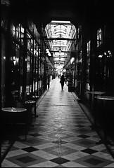 Paris February 2016 B&W (Joshua Humphrey) Tags: street winter paris france 35mm canon photography kodak trix eos3
