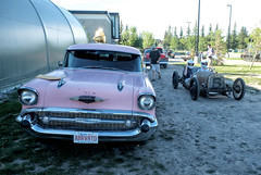 Filtering In (Sherlock77 (James)) Tags: calgary cruisenight car classic custom chevrolet ford