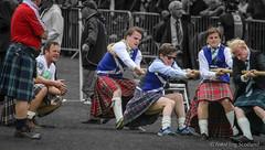 Tug O' War (FotoFling Scotland) Tags: male men pull scotland kilt rope event strength balloch commando highlandgames meninkilts tug0war lochlomondhighlandgames