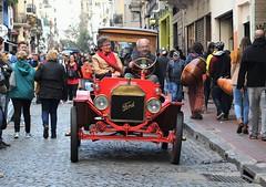 Del pasado (carlos_ar2000) Tags: auto street old argentina car calle buenosaires antique coche antiguo santelmo automovil