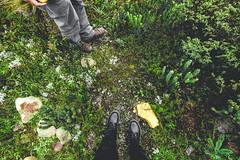 Huella (Julin Rodrguez) Tags: seleccionar paramo feet huella green nature landscape marteens boots bogota colombia paraiso frailejon frailejones selfie portrait