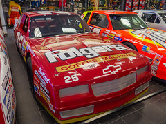 Hendrick Motorsports Museum (Anthony's Olympus Adventures) Tags: hendrick hms museum hendrickmotorsports nascar car motorsport racing exhibit trophy racecar vehicle charlotte concordnc america usa shop store