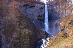 Kegon Falls In Nikko National Park (burnt dirt) Tags: japan nikko nikkonationalpark waterfall asian