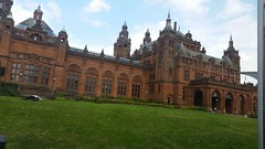 Kelvingrove Art Gallery and Museum - Glasgow (Paloma Palermo) Tags: glasgow teilweise bewlkt partly cloudy red schottland scotland