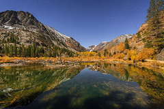 Fall Colors at Night (Jeffrey Sullivan) Tags: fallcolors night fullmoon moonlight photography landscape nature reflection monocounty mono basin fall colors easternsierra sierranevada leevining california united states usa canon 5dmarkiii photo copyright jeff sullivan