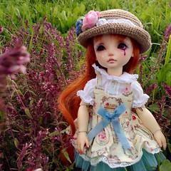 image (akyabianchi) Tags: bjd abjd be with you bewithyou pomegranate yosd dollsbe