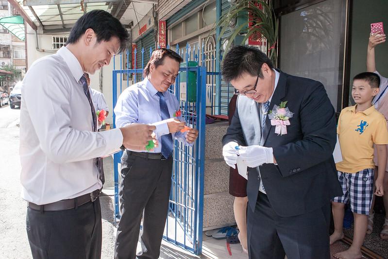 孟峰&梵齡 婚禮紀實-75