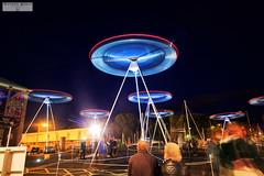 Revenge of the Tripods (RichardBeech) Tags: tripods aliens invasion robots art installation chorus raylee weymouth dorset event music light haunting seaside uk england canon