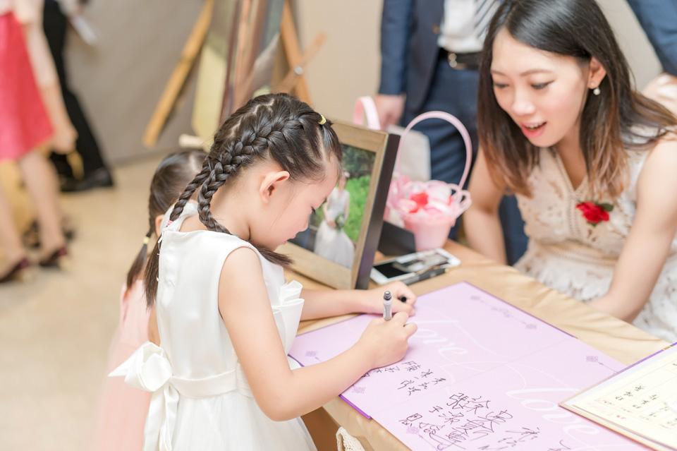 台南婚攝 情定婚宴城堡永康館 婚禮紀錄 C & V 114