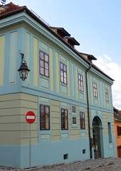 2015-040219 (bubbahop) Tags: hotel casa romania sighisoara guesthouse krauss 2015 sighișoara georgius europetrip32