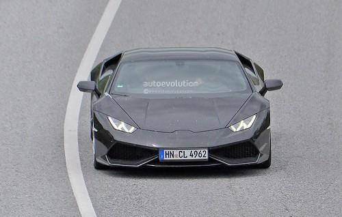 Lamborghini Huracan SV