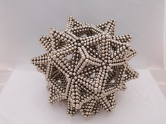 "Stellated Snub Cube [1] <a style=""margin-left:10px; font-size:0.8em;"" href=""http://www.flickr.com/photos/101058950@N02/17390894725/"" target=""_blank"">@flickr</a>"