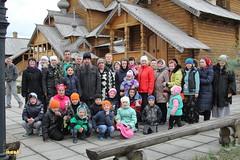 11. An excursion in Sviatohorsk Lavra / Экскурсия в Лавру